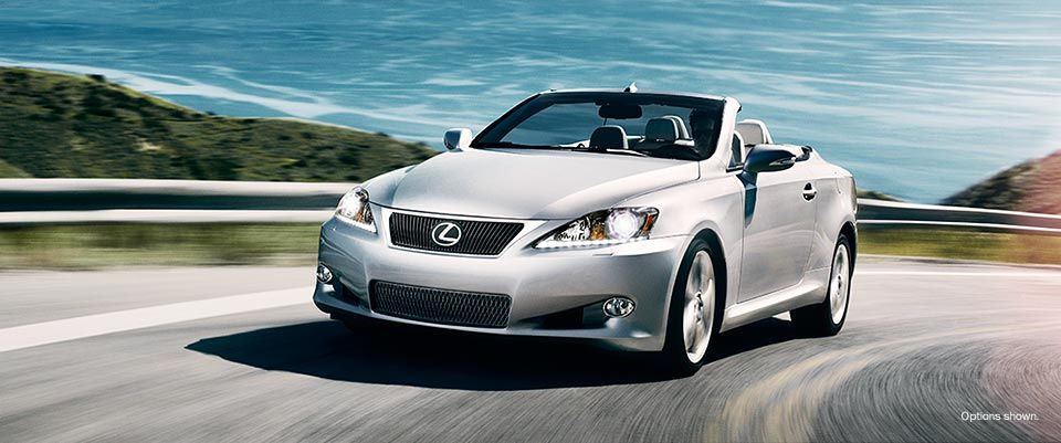 Lexus Is Convertible Lexus Convertible Lexus Dealership Lexus Models