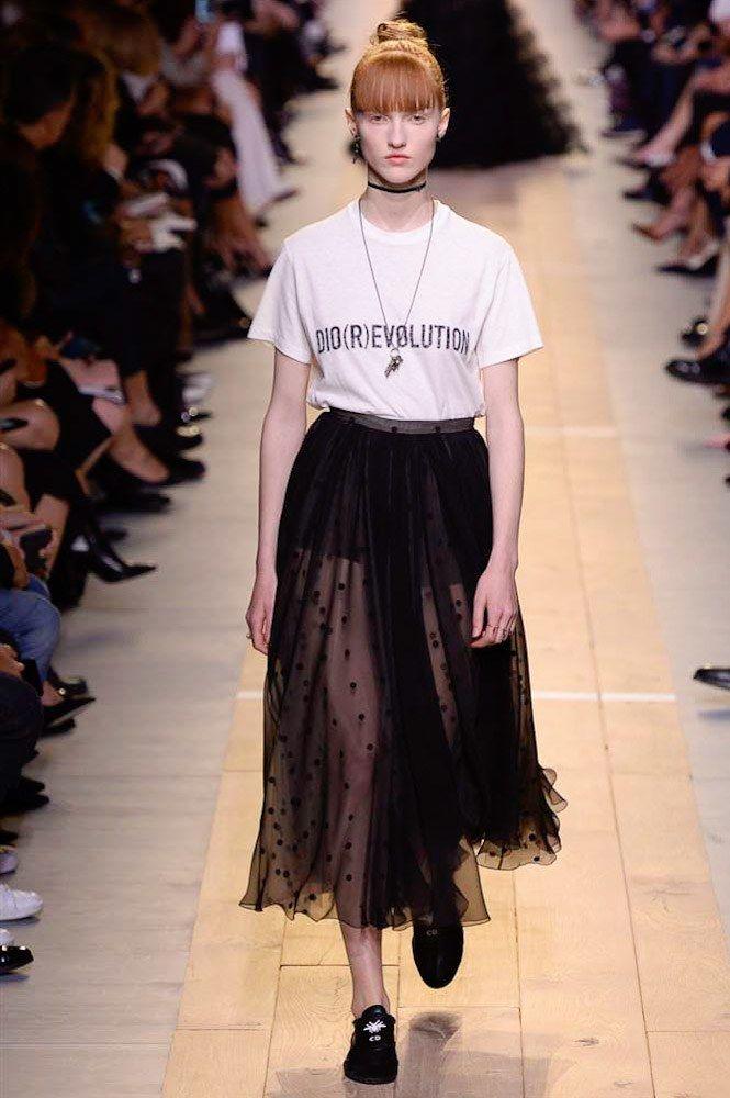 Christian Dior Spring 2017 Ready-to-Wear Fashion Show