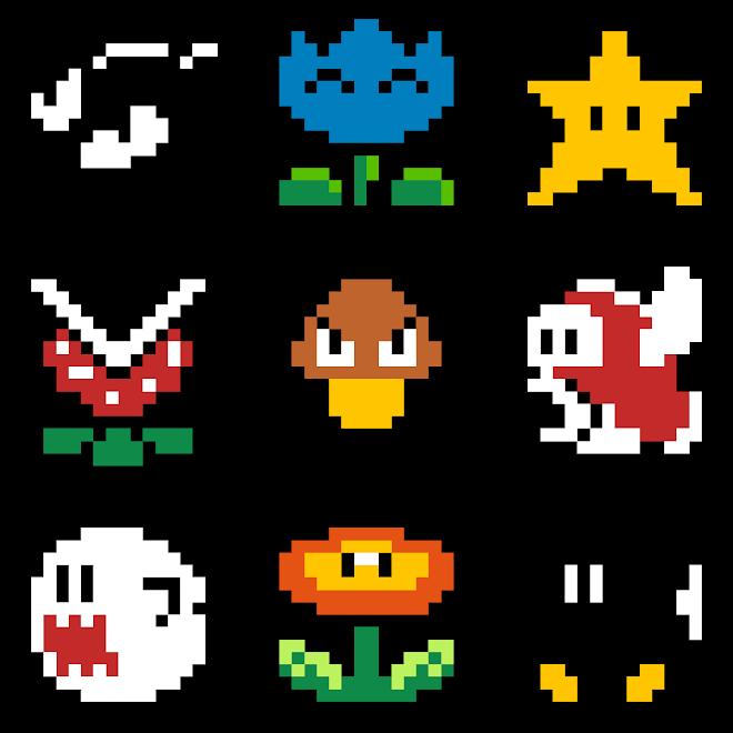 Mario Pixel Art Patrones De Hama Beads De Hawkeye Pixel Art In 2021 Perler Bead Mario Pixel Art Pattern Pixel Art