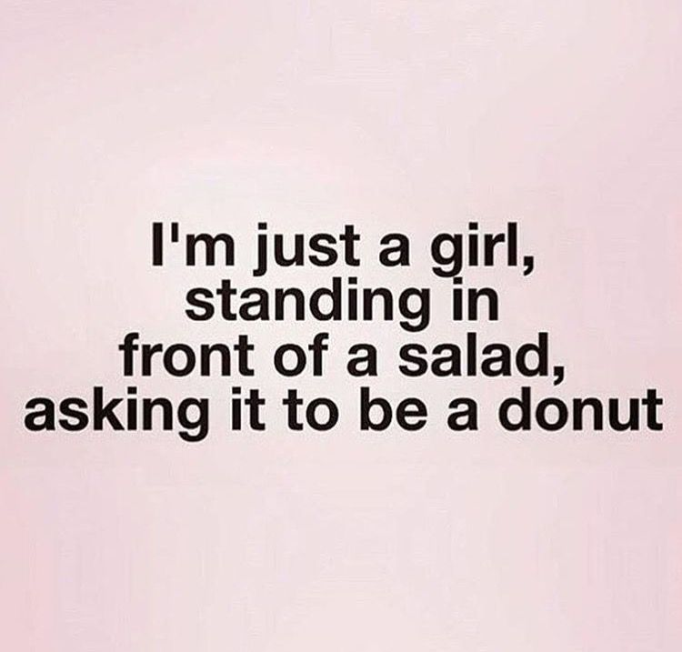 Just a girl. … | Fitness | Funny…