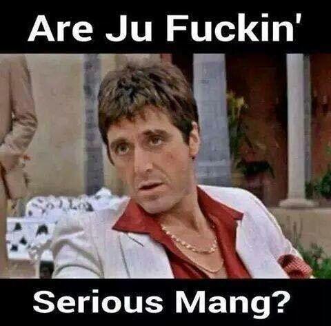 Tony Montana Meme Bones Funny Best Memes Ever Funny Comments