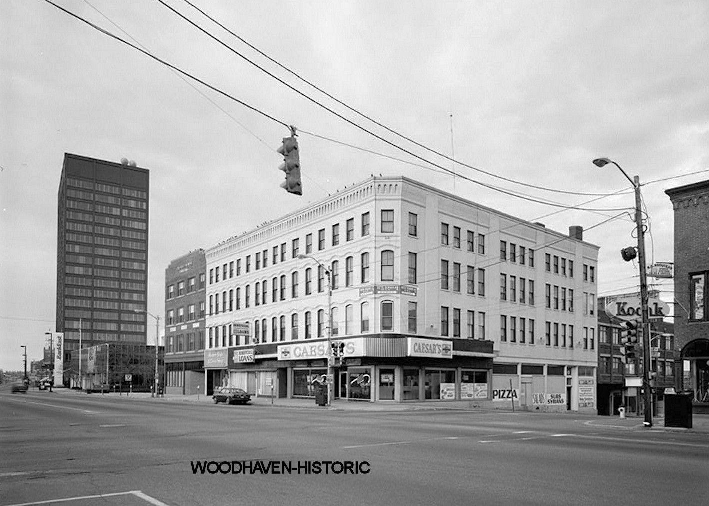 Historical Photographs Manchester Nh Monadnock Upton Block