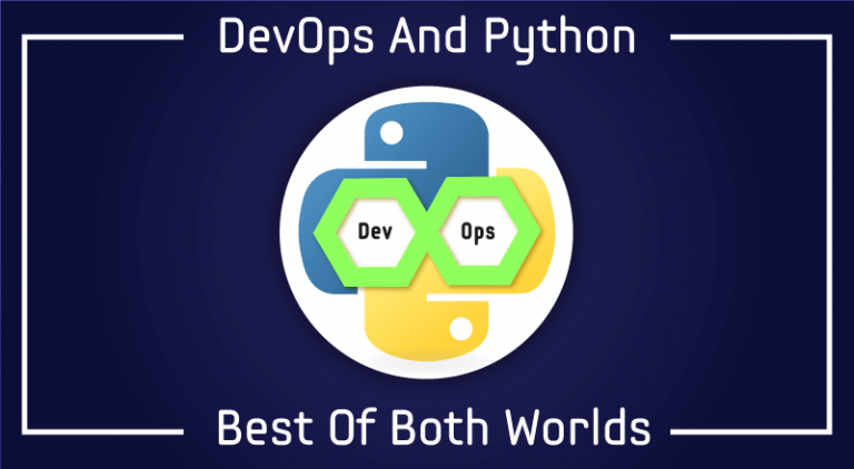 Devops And Python Best Of Both Worlds Software Development Top Programming Languages Easy Learning