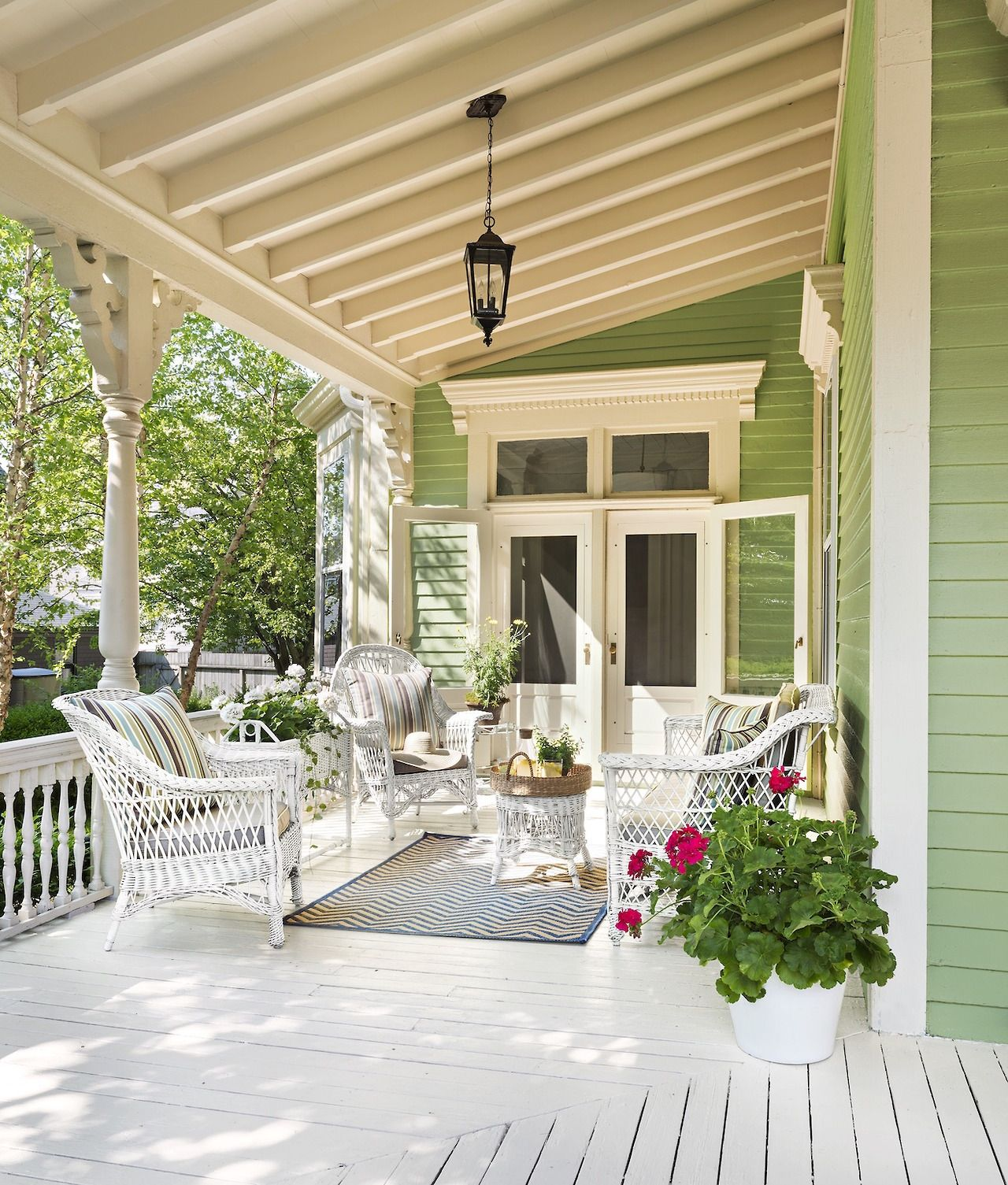 This Old House House With Porch Modern Farmhouse Porch Porch