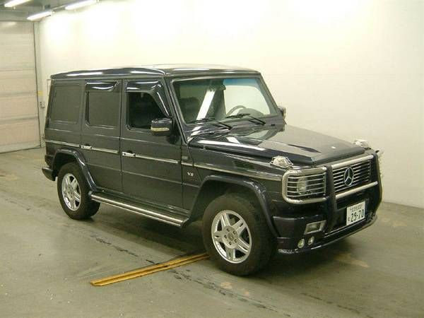 1997 Mercedez Benz G Class G500 Long For Sale Craigslist