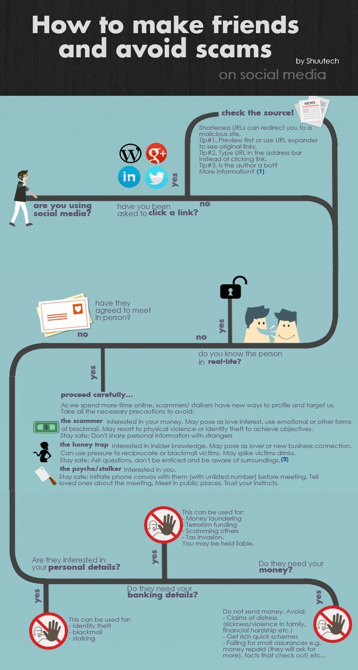 How to make friends and avoid scams | Pinterest