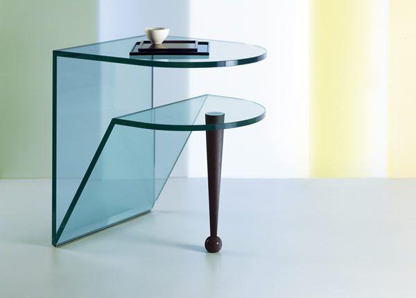 Tonelli Mobili ~ Aparador em vidro por tonelli design linha birillo furniture