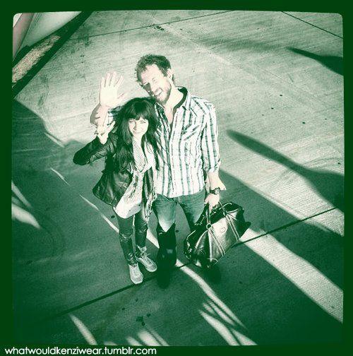 Ksenia Solo & Kris Holden-Ried
