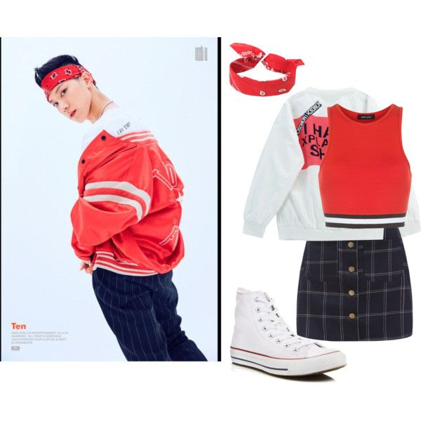 A fashion look from May 2016 featuring New Look tops, Chicnova Fashion jackets and Converse sneakers. Browse and shop related looks.
