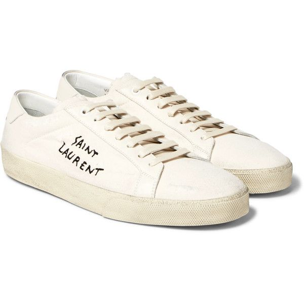 Saint laurent sneakers, Sneakers men