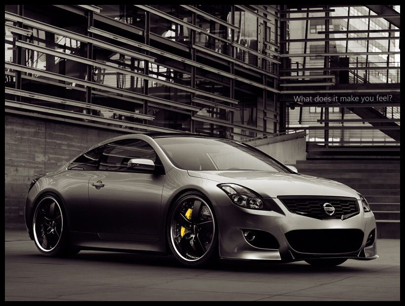 Nissan Altima Coupe very clean Best Driver Cars