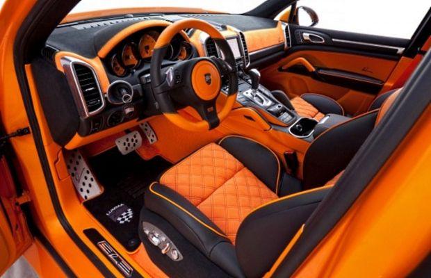 The 50 Most Outrageous Custom Car Interiors | Custom car ...