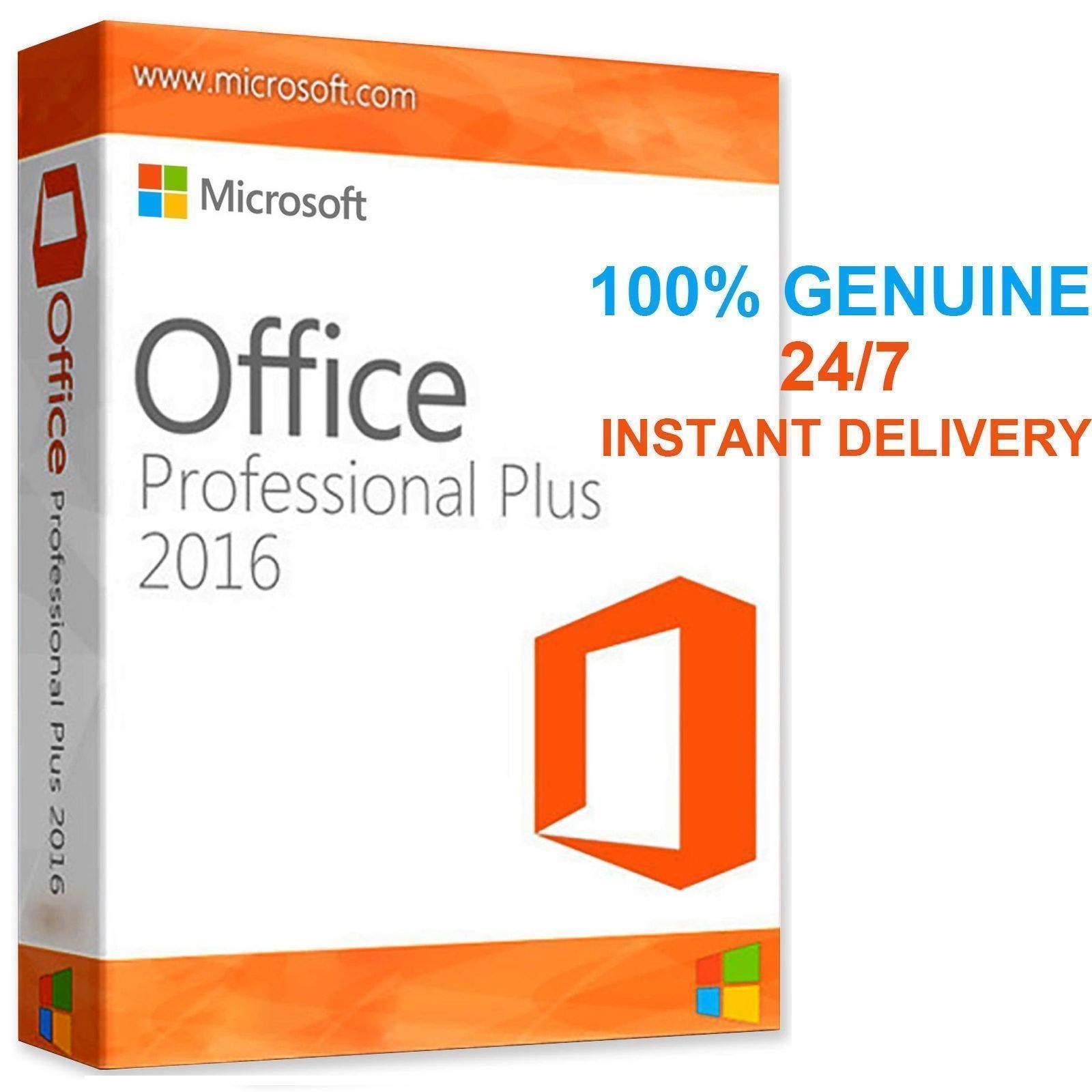Microsoft Office 2016 Professional Plus Product Licence
