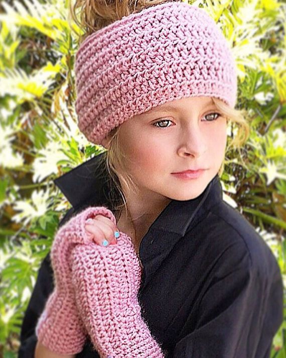 Head Warmer Crochet Pattern Hand Warmer Crochet by AvaGirlDesigns ...