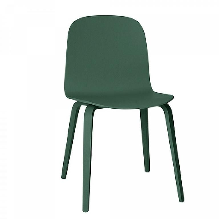 Muuto Visu Wood Base Chair