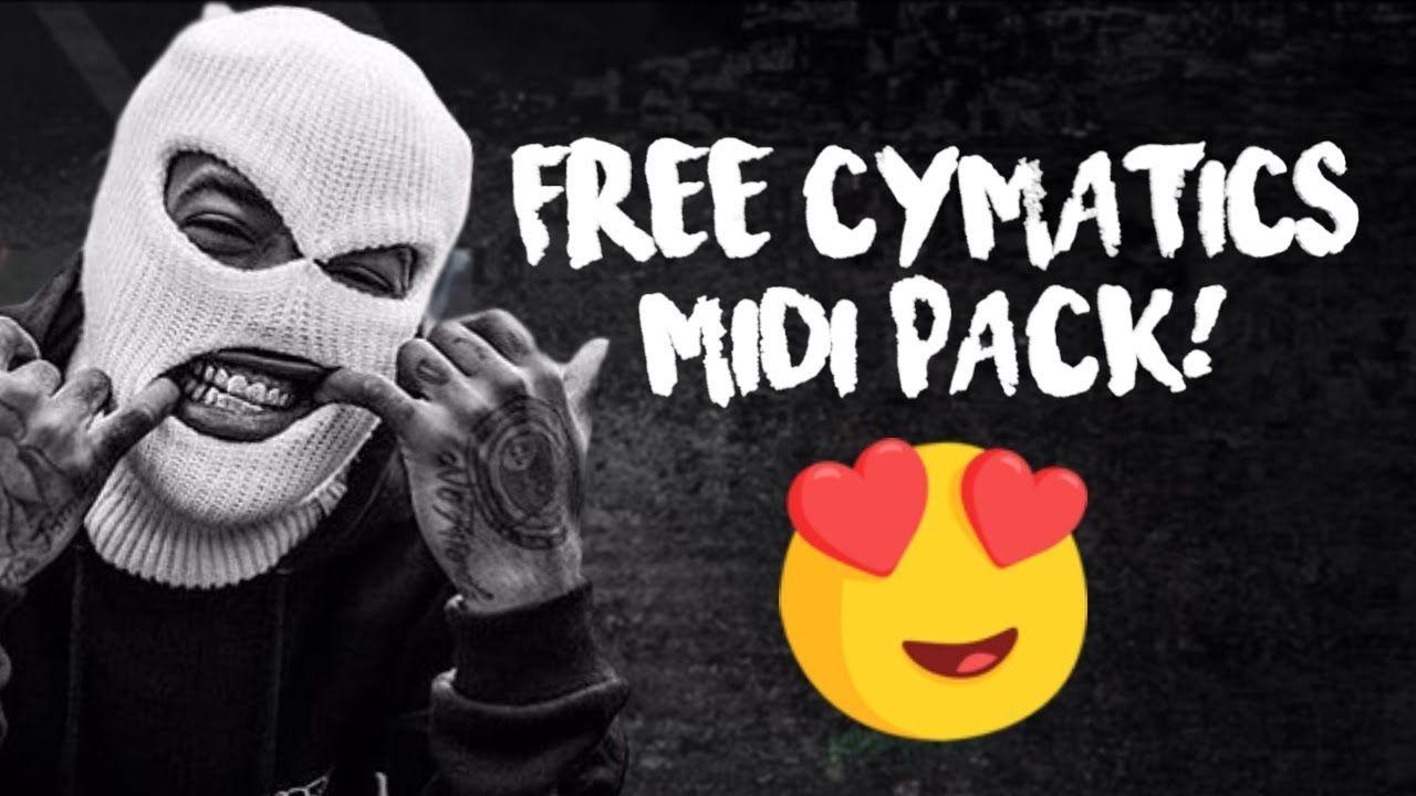 Free Cymatics MIDI Pack 2019 !! in 2020 Cymatics, Midi