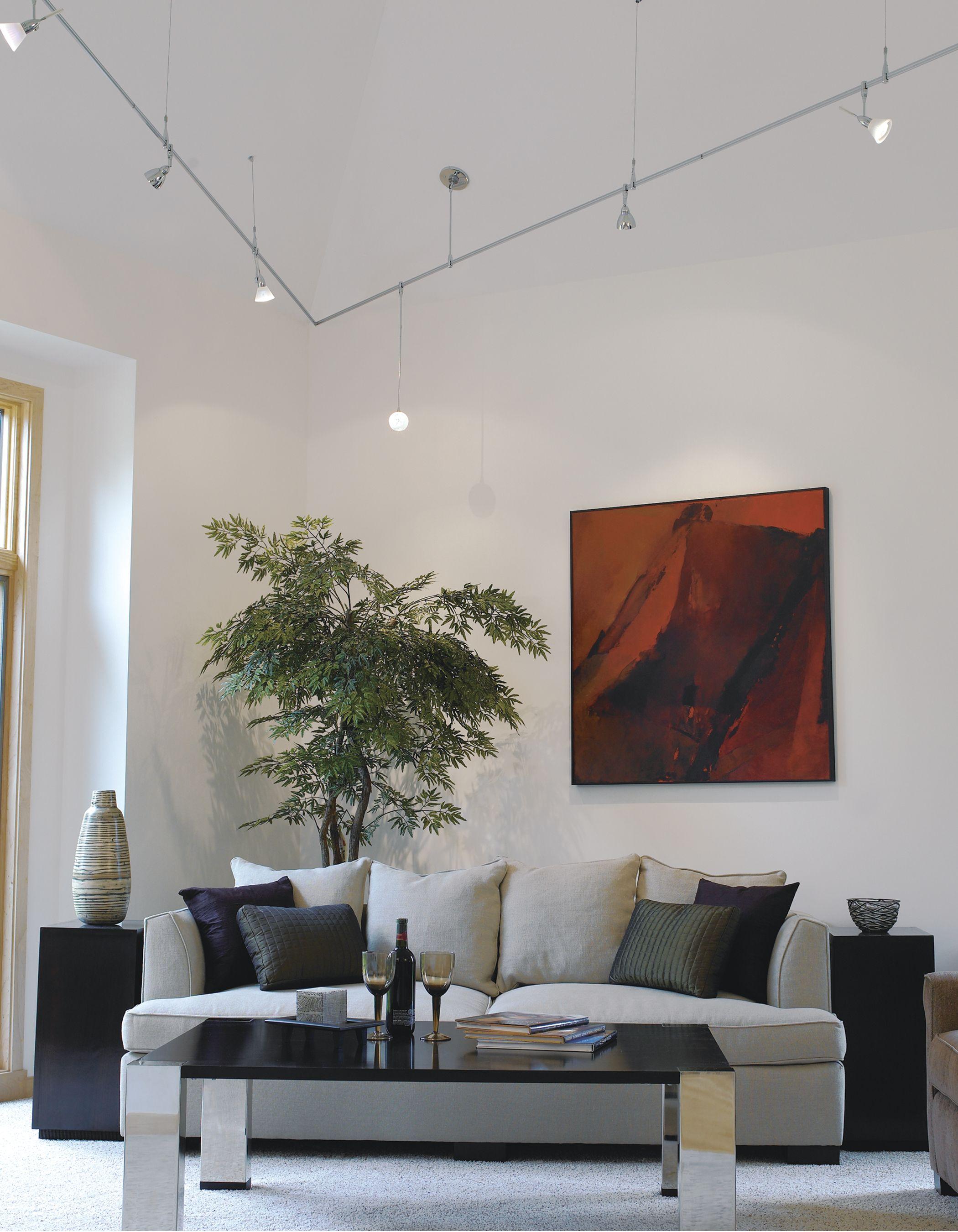Living Room Lighting Guide Living room lighting design