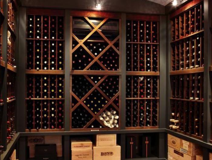 cr er sa cave vin fantastique pour un petit ou un grand espace cave vin. Black Bedroom Furniture Sets. Home Design Ideas