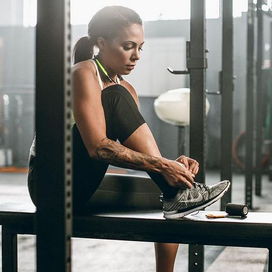 Sydney Leroux. (Instagram) | Sydney leroux, Yoga fitness, Athlete