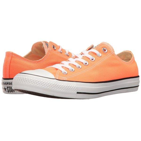 Converse Chuck Taylor All Star Seasonal OX (Hyper Orange) Athletic... ( db3303e47