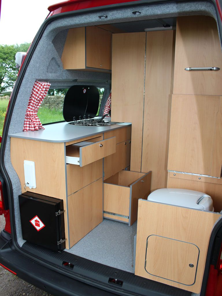 The Jura Is A Fixed High Top Campervan With Toilet And Seating For 4 Fully Tested To European Whole Vehicle Safety Levels