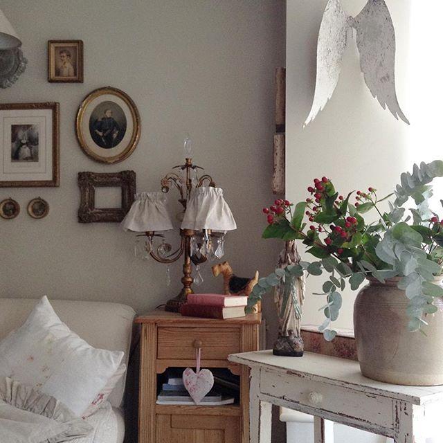 Shabby and charme il romantico cottage inglese di tracey for Interni di charme