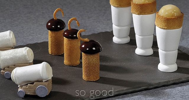 France - Petits fours by so good..magazine, via Flickr