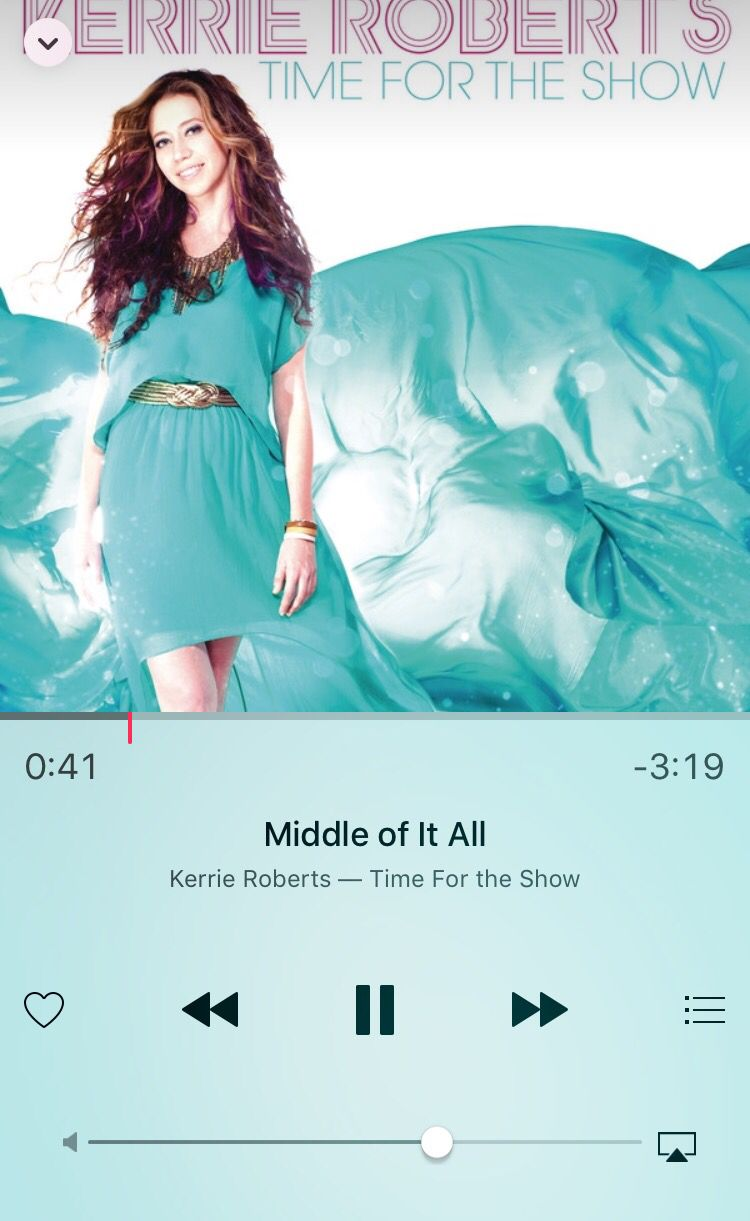 Middle Of It All- Kerrie Roberts #christian #music #KerrieRoberts