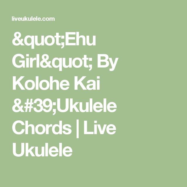 Ehu Girl Ukulele Chords Choice Image Chord Guitar Finger Position