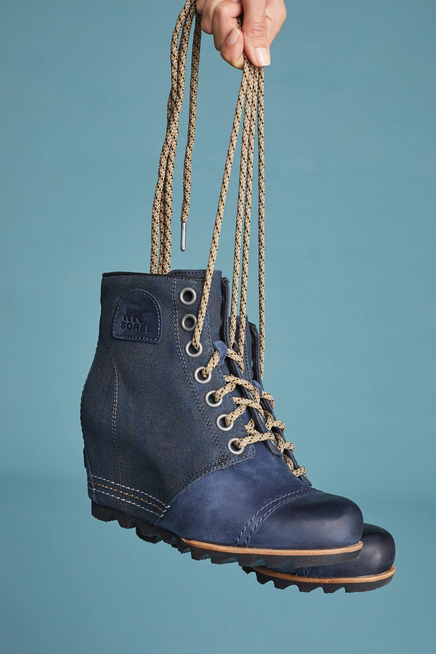 00b1e57ecc3a Sorel PDX Wedge Boots  ad  AnthroFave  AnthroRegistry Anthropologie ...