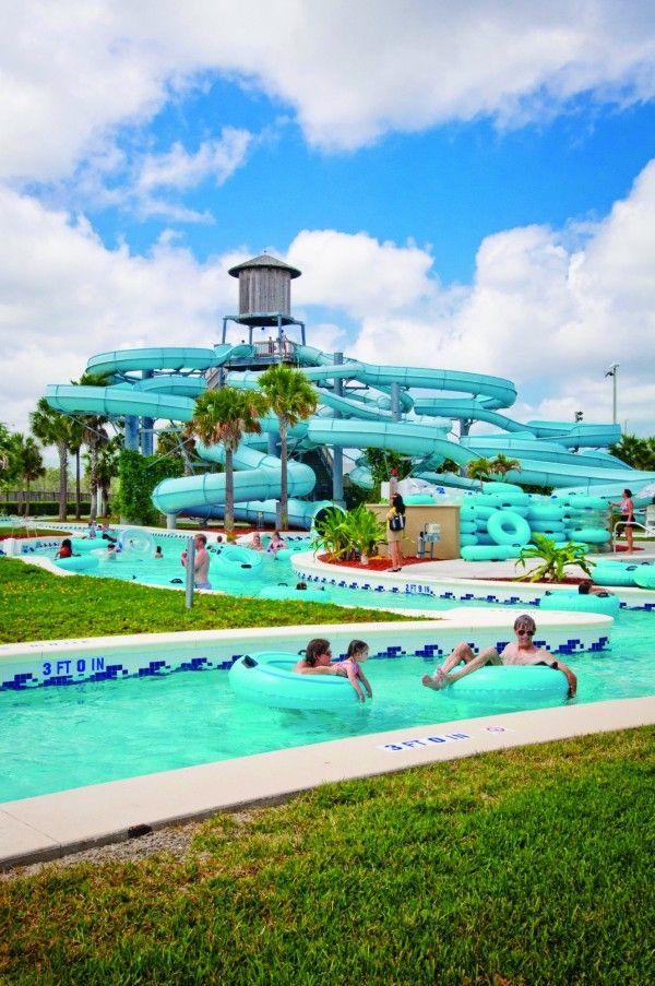 Sun N Fun Lagoon Water Park Naples Florida Family Fun
