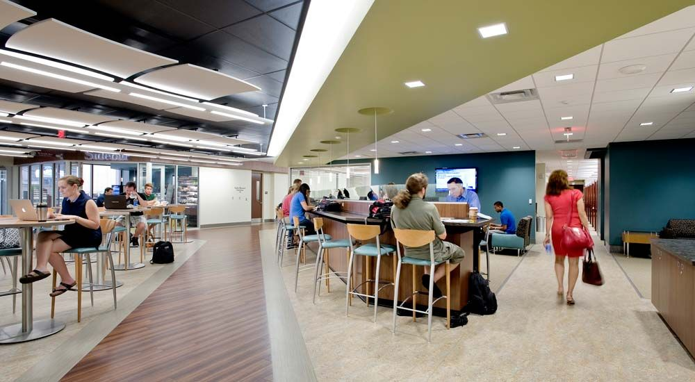 Student Lounge Design | Barco Law School Student Lounge | New ...