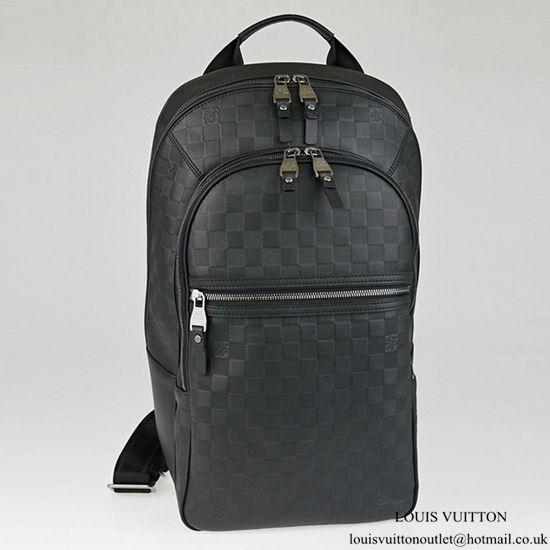 feb435adf131 Louis Vuitton N41330 Michael Backpack Damier Infini Leather Louis Vuitton  Backpack