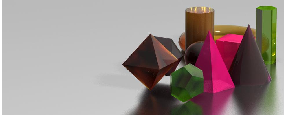 Sólidos y superficies en Geometría Descriptiva