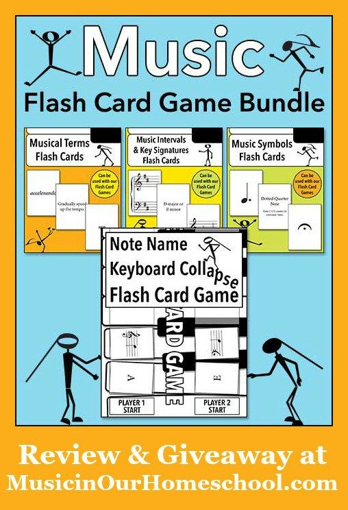 Who Is Looking For Some Music Flash Cards And Games To Play Them