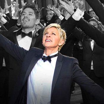 Academy Unveils Oscar Trailer Starring Ellen DeGeneres