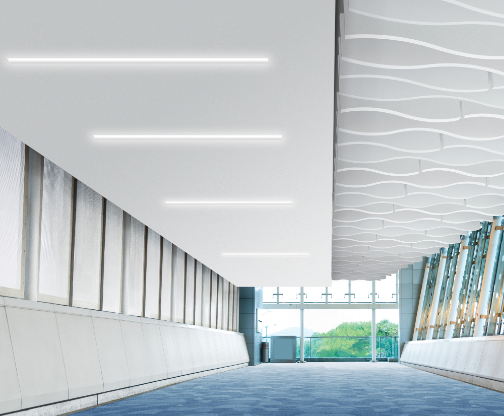 Acoustibuilt Seamless Acoustical Ceiling System 2604 Armstrong Ceiling Solutions Commercial Armstrong Ceiling Ceiling Panels Acoustical Ceiling