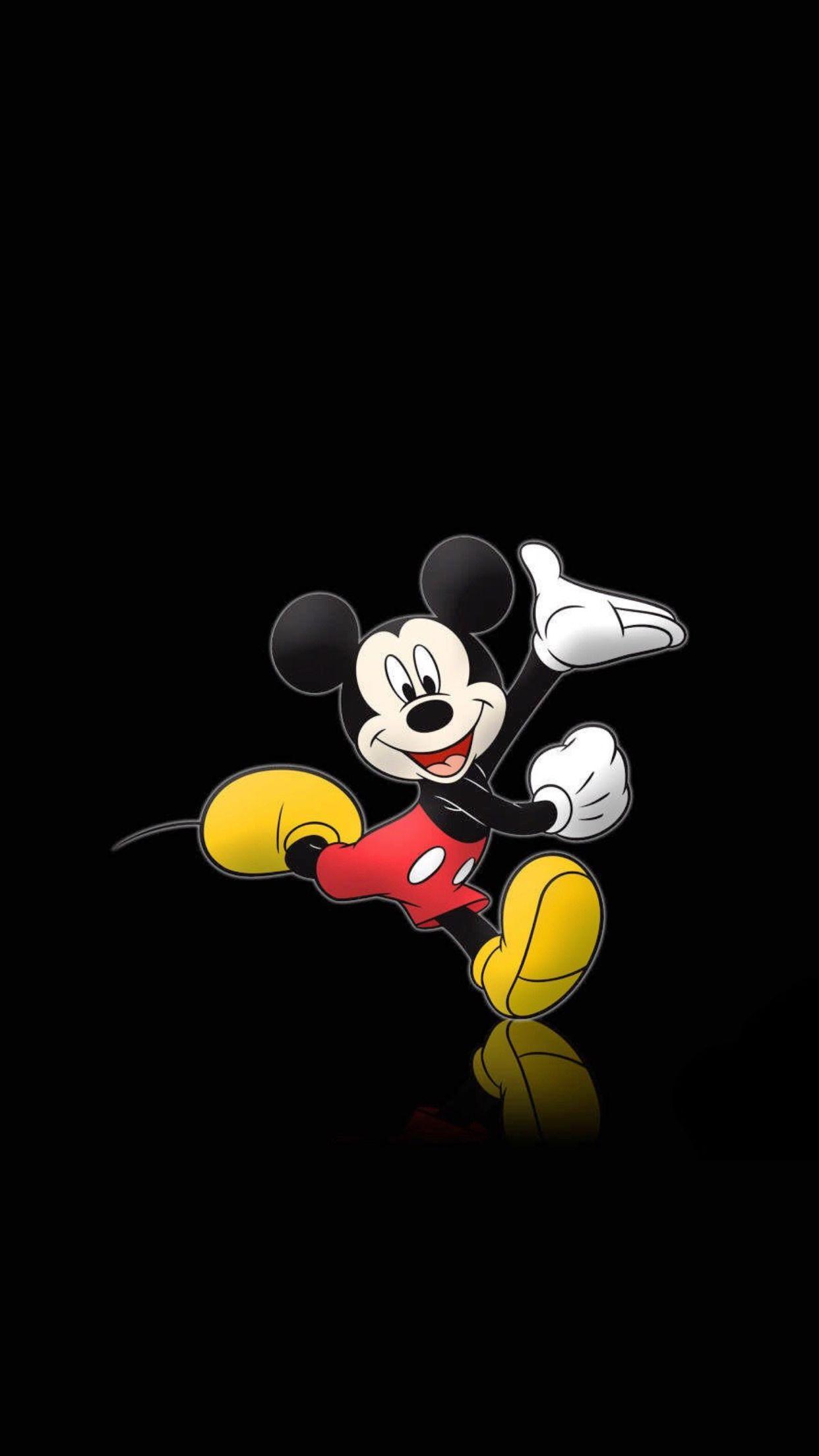 Pin De Renato Nascimento En Waldisney Fondo De Mickey