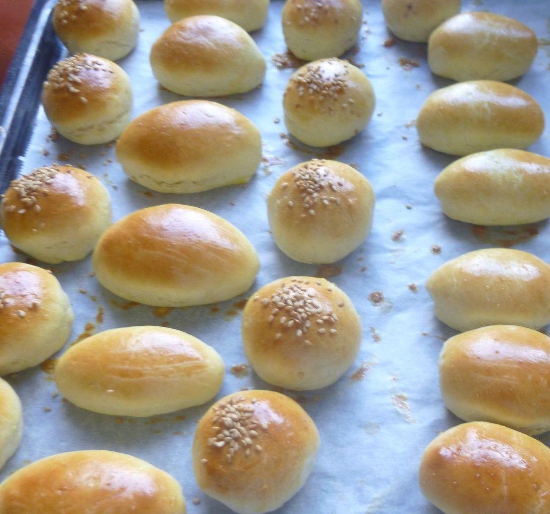 Petites Navettes Ou Façon Mini-hamburgers Pour Apéro