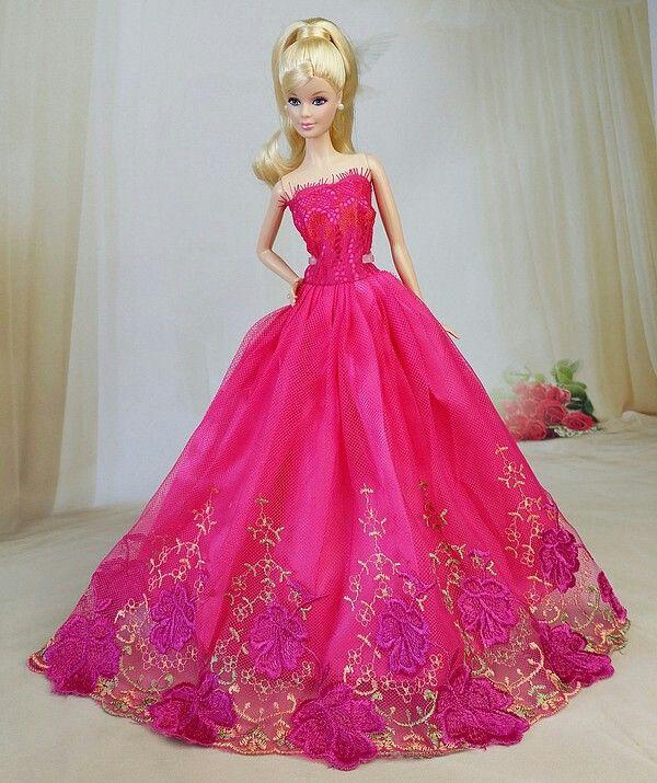 00ef3c7897ef3 Barbie Dresses Designs Promotion-Shop for Promotional Barbie ...