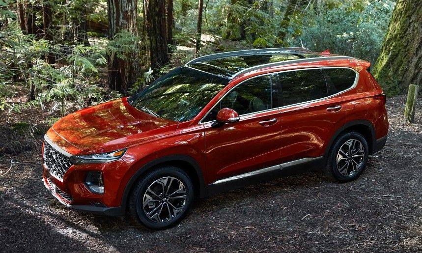 2019 Hyundai Santa Fe Price and Specs (With images