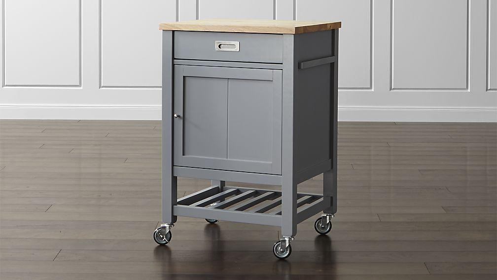 Sheridan Grey Kitchen Cart | Gravenhurst | Mint kitchen ...