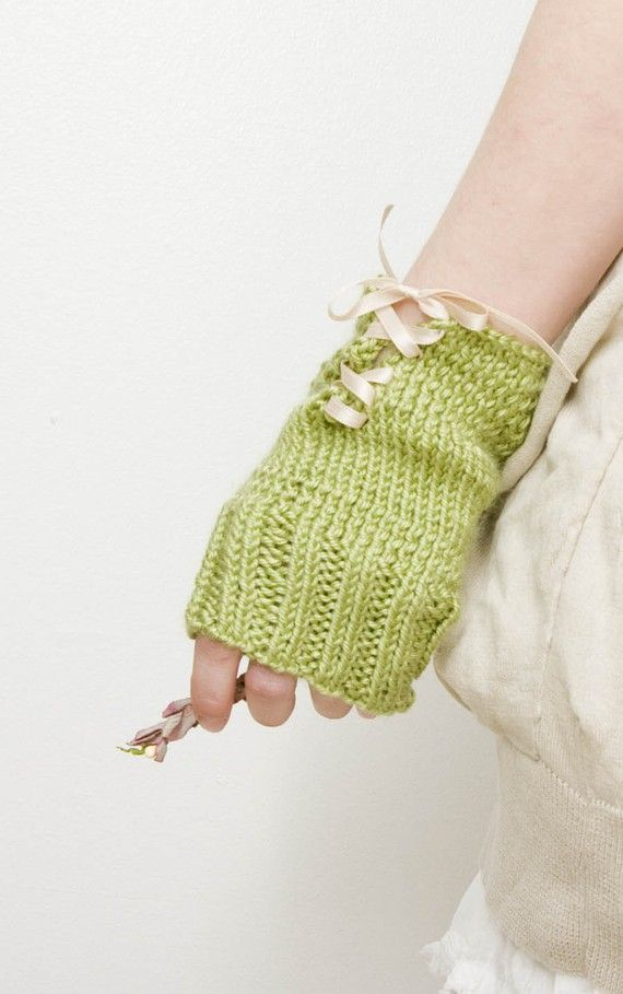 gloves | guantes | Pinterest | Guantes, Mitones y Tejido