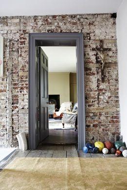 une vieille maison londonienne design details london. Black Bedroom Furniture Sets. Home Design Ideas