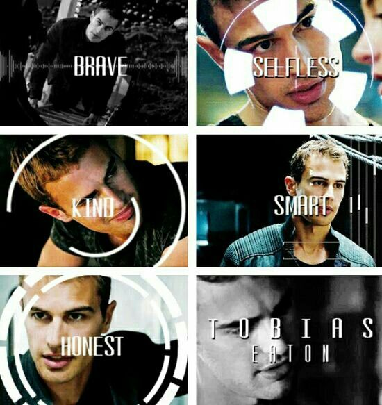 Happy Tobias Eaton day! <4 #fourday