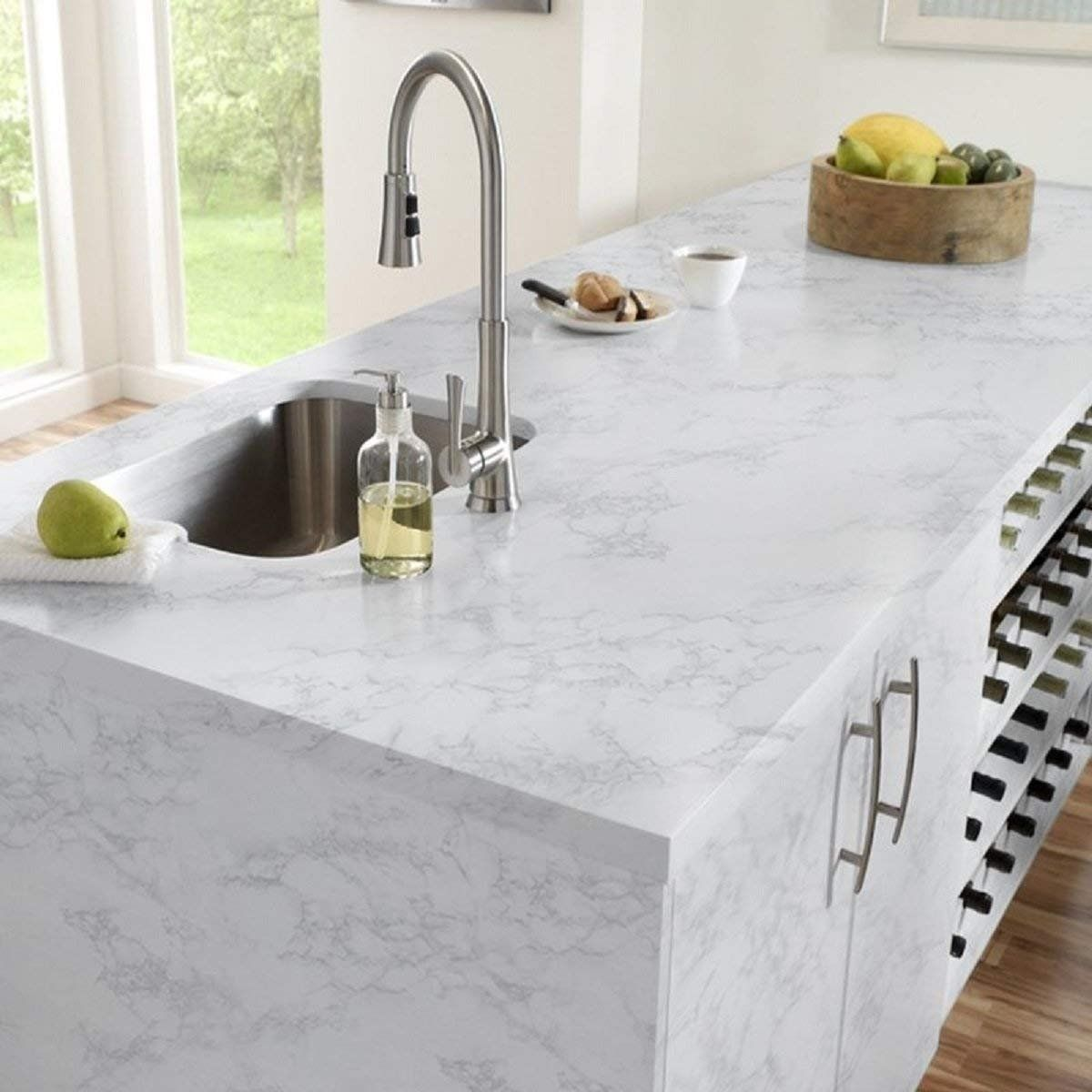 Image Result For Marble Contact Paper Cabinets Home Other