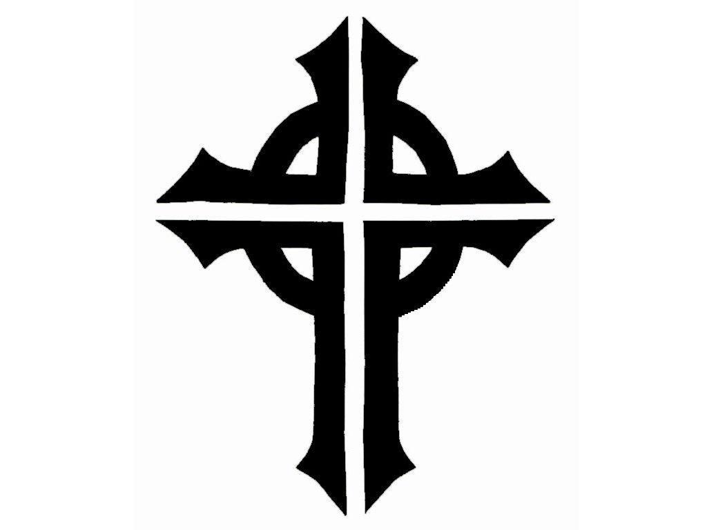 Pin On Simple Cross Tattoos
