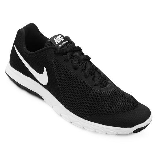 Tênis Nike Flex Experience Rn 6 Feminino - Preto e Branco