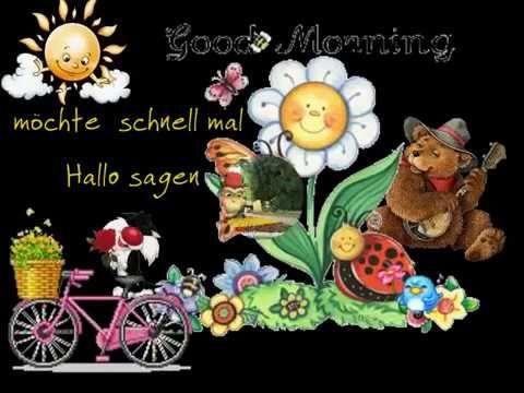Ich Wünsche Dir Einen Wundervollen Tag Sei Glücklichund Habe