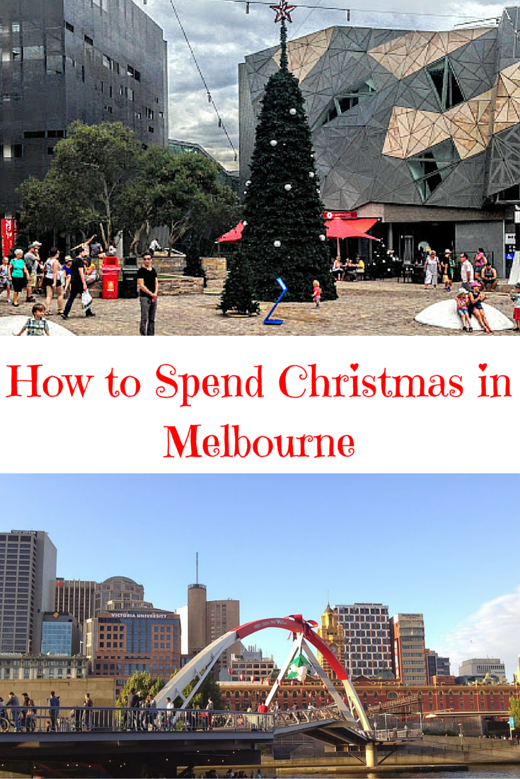 How to Spend Christmas in Melbourne Australia travel